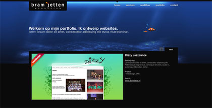modern-portfolio-template