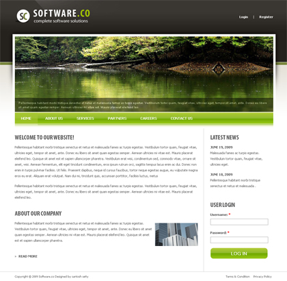 software-co-drupal-template